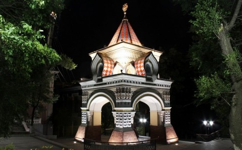 Puerta triunfal de Nicolás