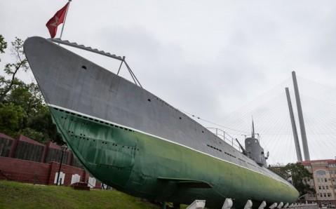 Memorial Submarine S-56