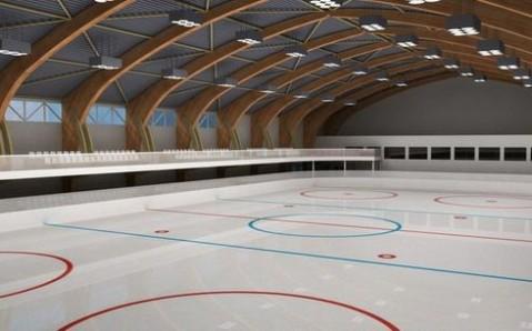 Ледовая арена «Полюс»